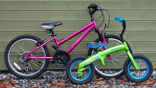 Kid's Deck Deal bikes