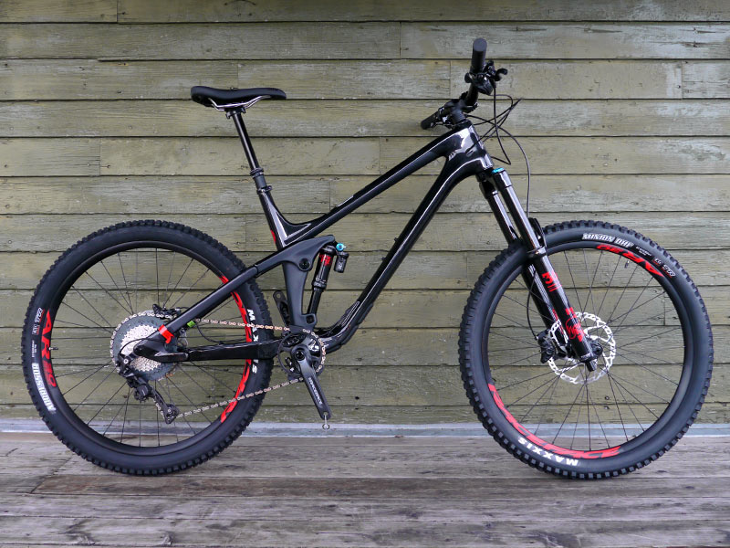 9d84c97bd82 Predictable and capable, the carbon Slayer is the pinacle of enduro mountain  bikes.